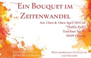 """""""Ein Bouquet im Zeitenwandel"""""""
